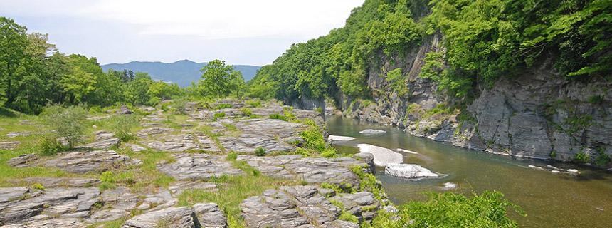 岩畳の写真